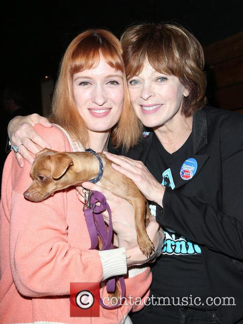 Breeda Wool and Frances Fisher 7