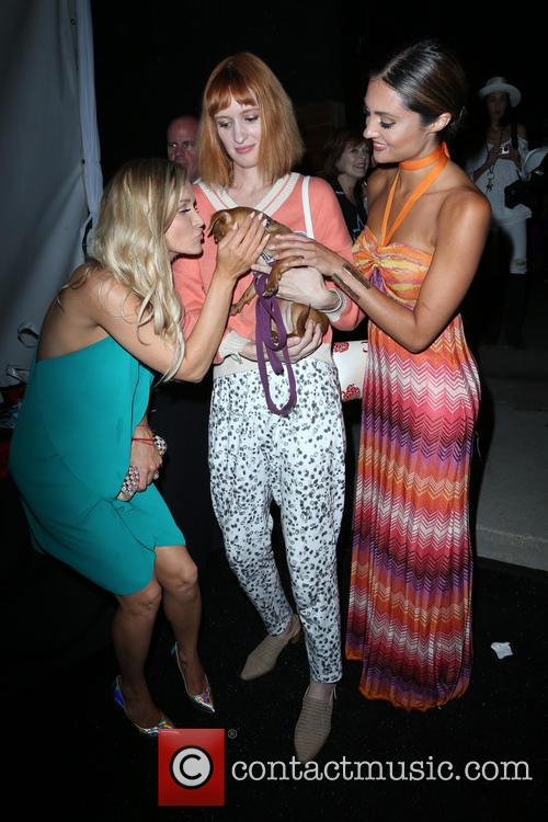 Joanna Krupa, Breeda Wool and Katie Cleary 7