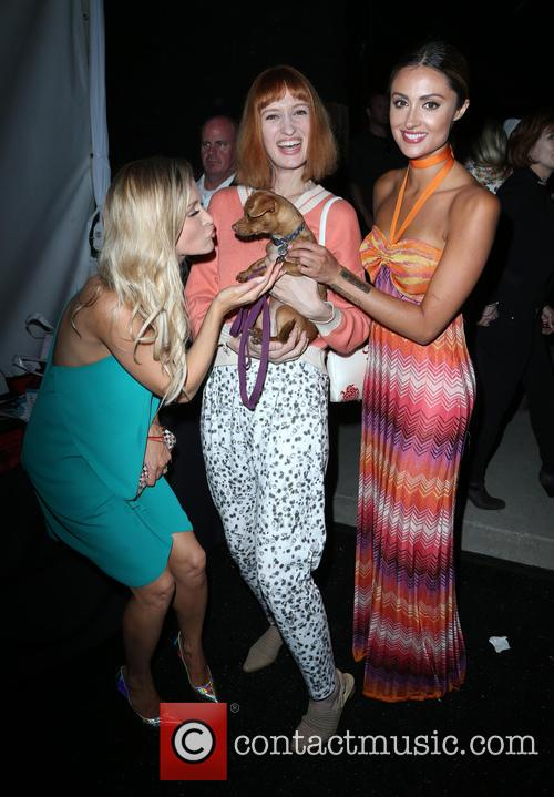 Joanna Krupa, Breeda Wool and Katie Cleary 8
