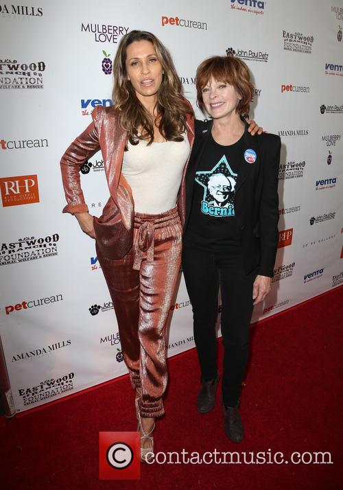 Raimbow and Frances Fisher 1