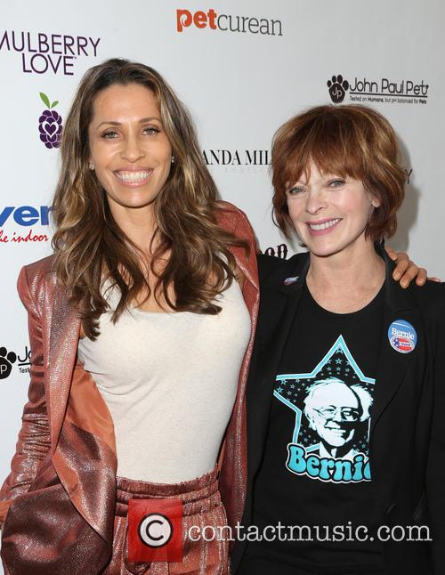 Raimbow and Frances Fisher 3