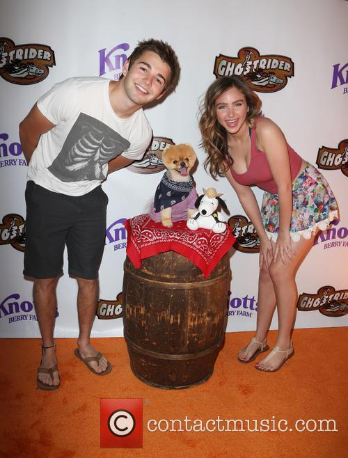 Jack Griffo and Ryan Newman 9