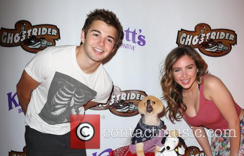 Jack Griffo and Ryan Newman 10