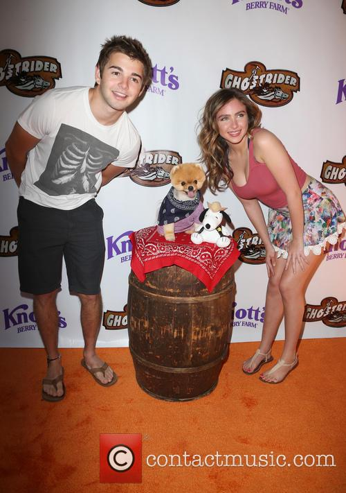 Jack Griffo and Ryan Newman 11
