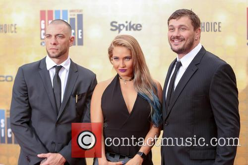 Anastasia, Joe Schilling and Matt Mitrione 4