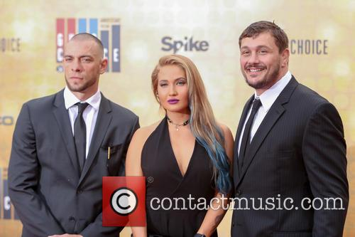Anastasia, Joe Schilling and Matt Mitrione 5