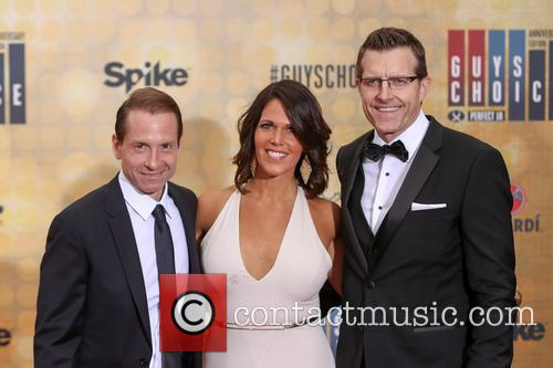 Sean Grande, Dana Jacobson and Michael C. Williams 6