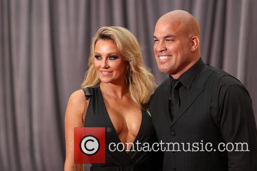Amber Miller and Tito Ortiz 1