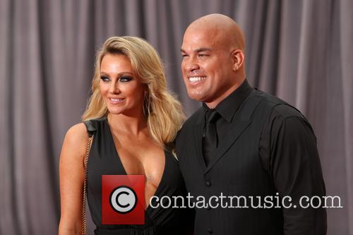 Amber Miller and Tito Ortiz 2