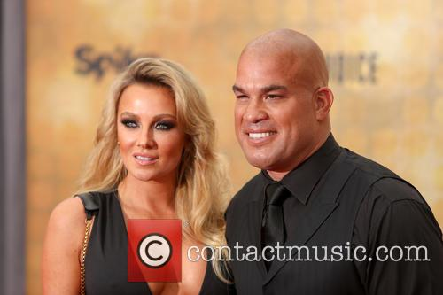 Amber Miller and Tito Ortiz 3
