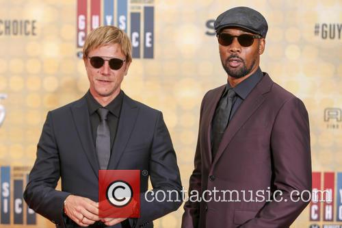Paul Banks and Rza 3