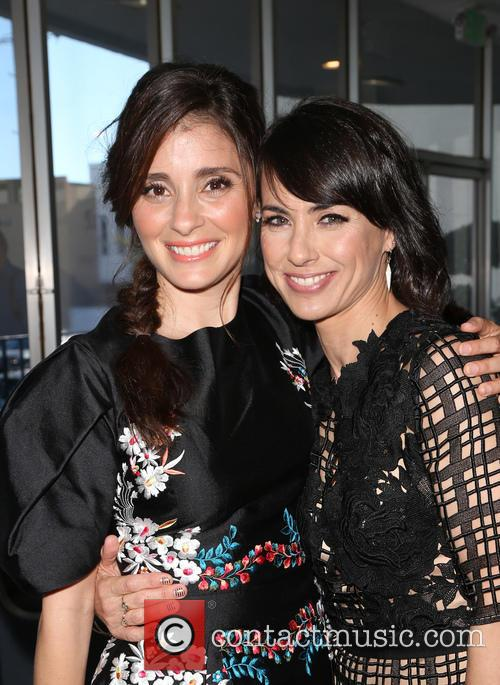 Shiri Abbleby and Constance Zimmer 2