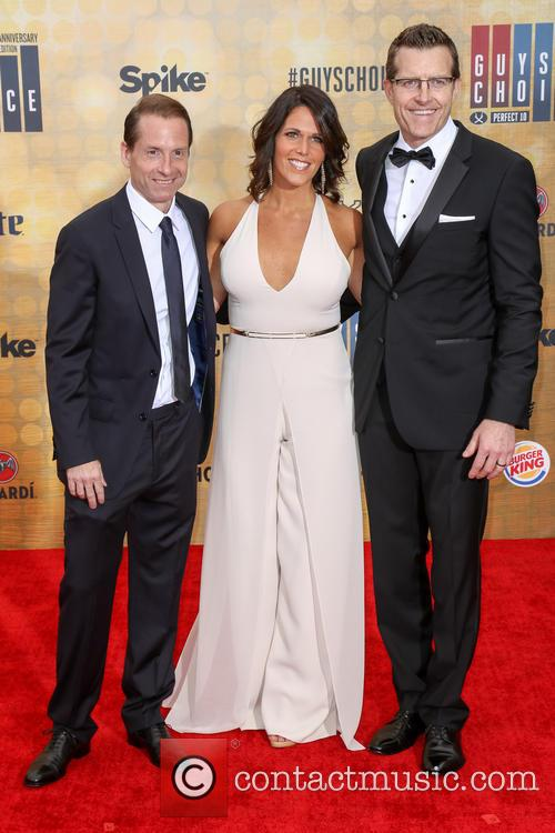 Sean Grande, Dana Jacobson and Michael C. Williams 7