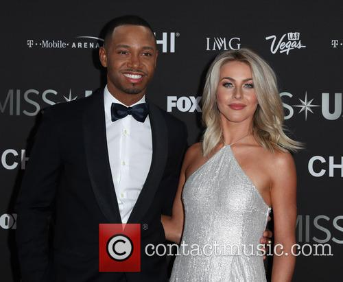 Terrence J and Julianne Hough 2