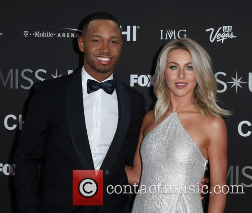 Terrence J and Julianne Hough 3