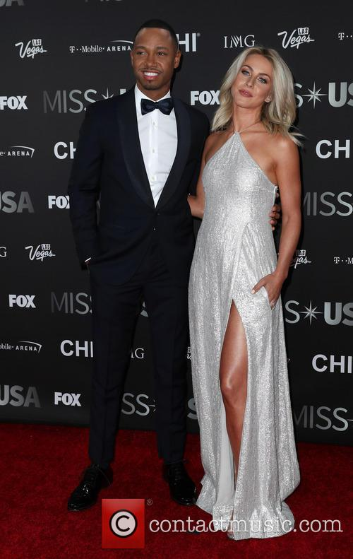 Terrence J and Julianne Hough 4