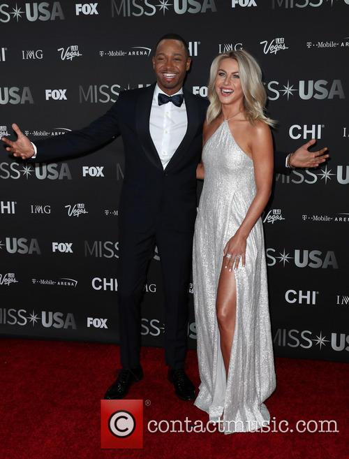 Terrence J and Julianne Hough 5
