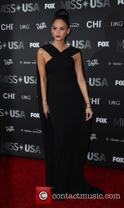 Miss Universe 2015 Pia Wurtzbach 1