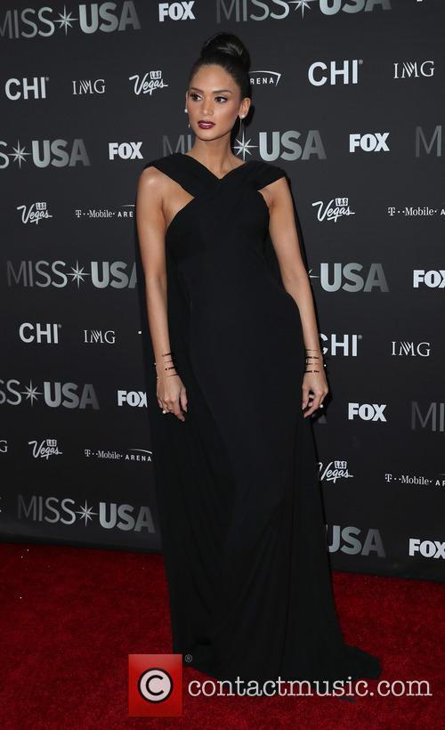 Miss Universe 2015 Pia Wurtzbach 2