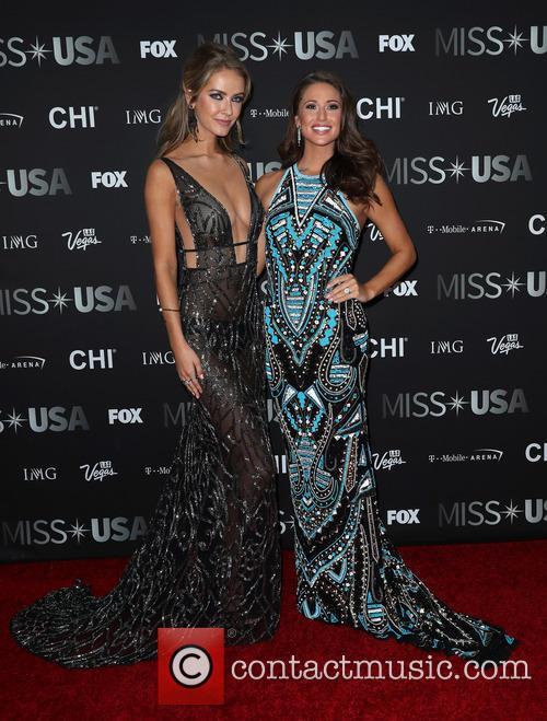Olivia Jordan and Nia Sanchez 8