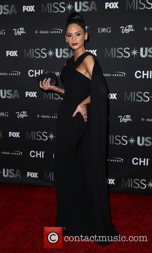 Miss Universe 2015 Pia Wurtzbach 5
