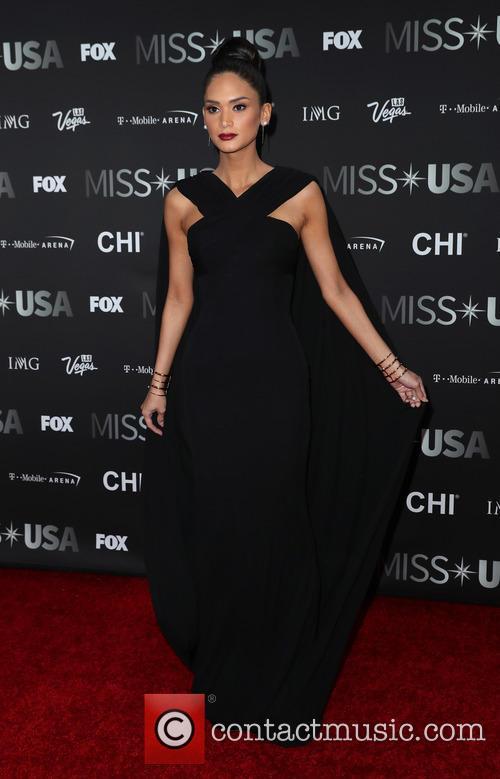 Miss Universe 2015 Pia Wurtzbach 7