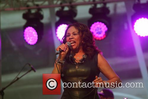 Candi Staton performs in Amsterdamse Bos