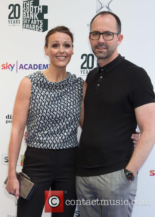 Suranne Jones and Laurence Akers 2