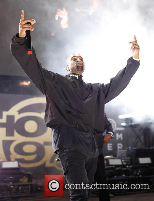 Kanye West Fans Chant