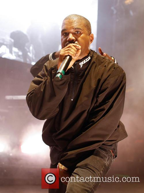Kanye West live at Hot 97 Summer Jam