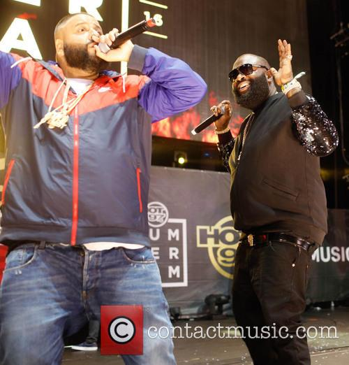 Dj Khaled and Rick Ross 1