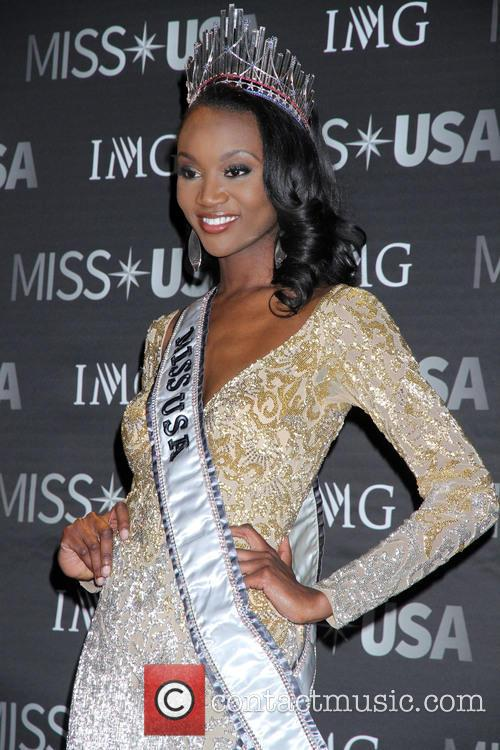 Miss Usa, Deshauna Barber and Miss District Of Columbia 1