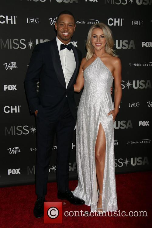 Terrence J and Julianne Hough 10