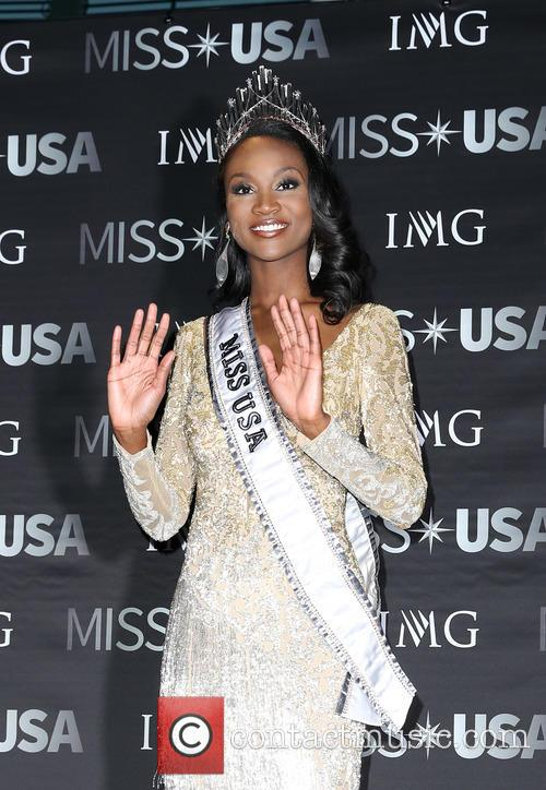 Army Commander Deshauna Barber Wins The Miss USA Pageant