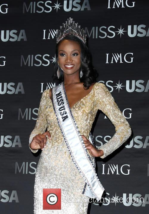 Miss Usa, Deshauna Barber and Miss District Of Columbia 3