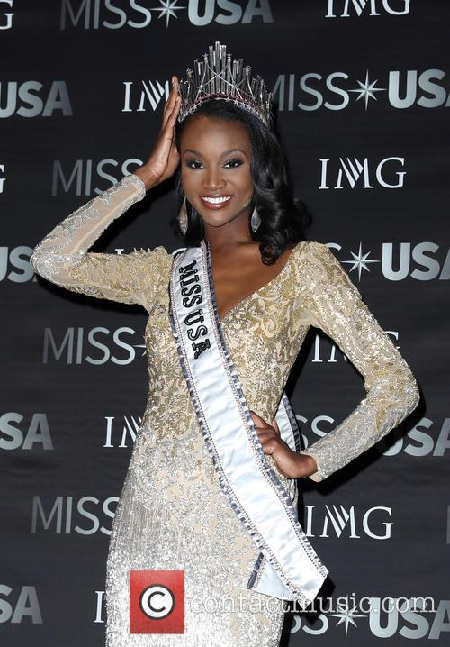 Miss Usa, Deshauna Barber and Miss District Of Columbia 5