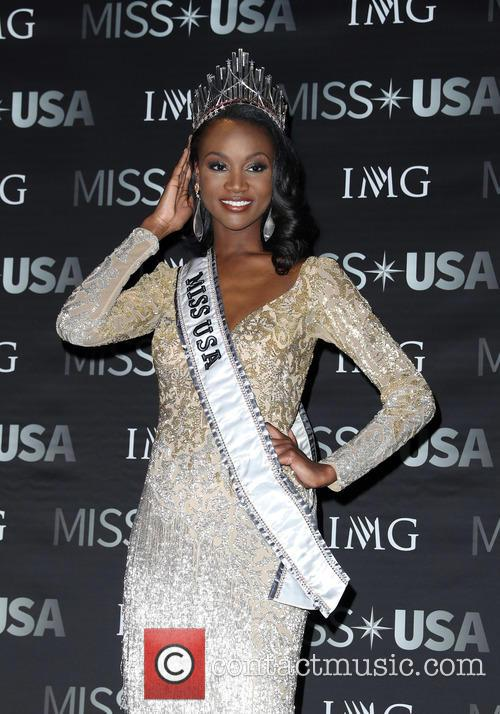 Miss Usa, Deshauna Barber and Miss District Of Columbia 7