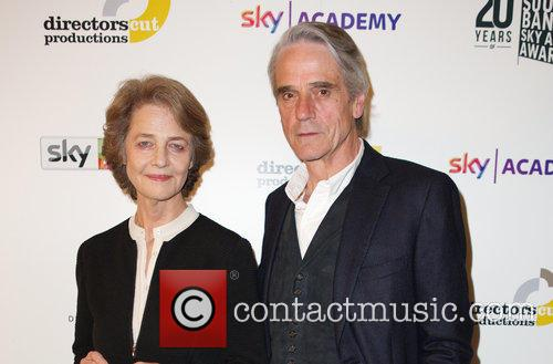 Charlotte Rampling and Jeremy Irons 3