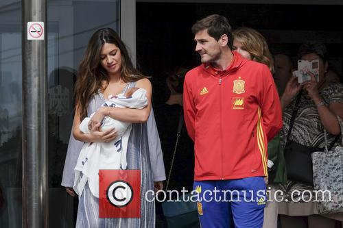 Iker Casillas and Sara Carbonero 1