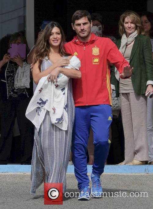 Iker Casillas and Sara Carbonero 4