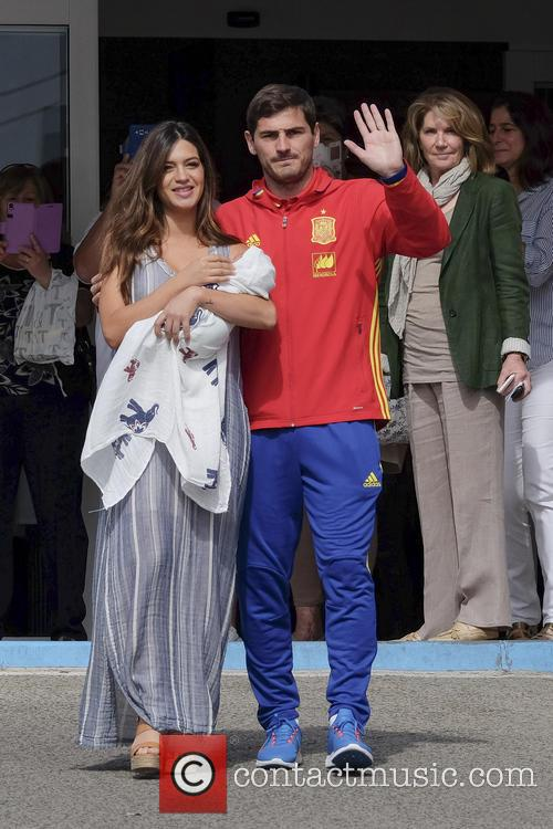 Iker Casillas and Sara Carbonero 5