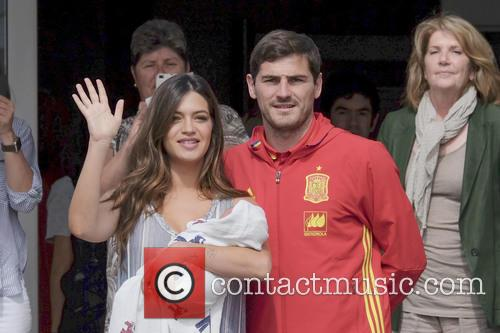 Iker Casillas and Sara Carbonero 9
