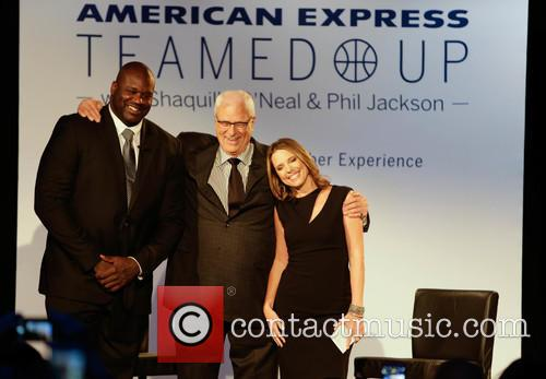 American Express Teamed Up with Shaquille O'Neal and...