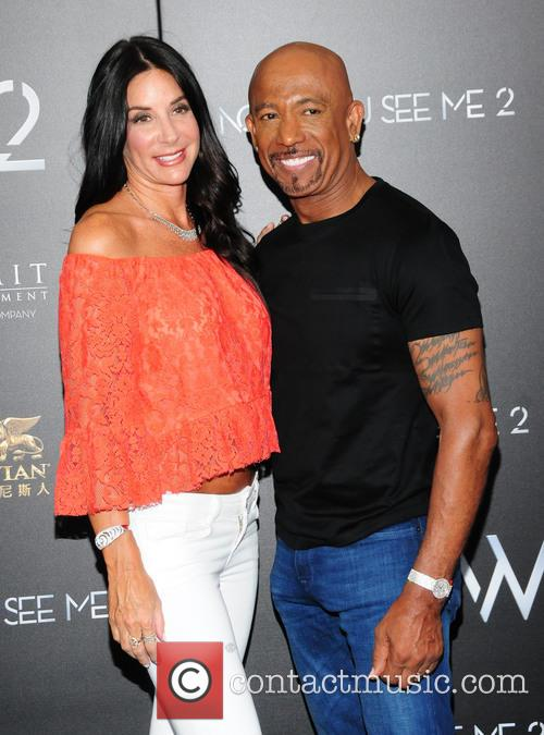 Tara Fowler and Montel Williams 1
