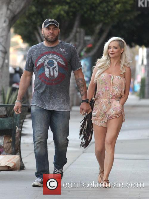 Randy Couture and Mindy Robinson 4
