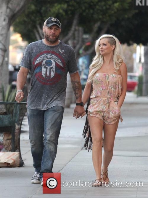 Randy Couture and Mindy Robinson 5