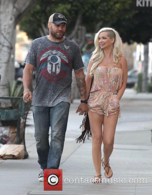Randy Couture and Mindy Robinson 7