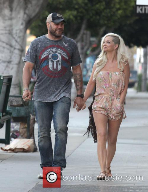 Randy Couture and Mindy Robinson 8