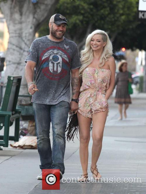 Randy Couture and Mindy Robinson 11