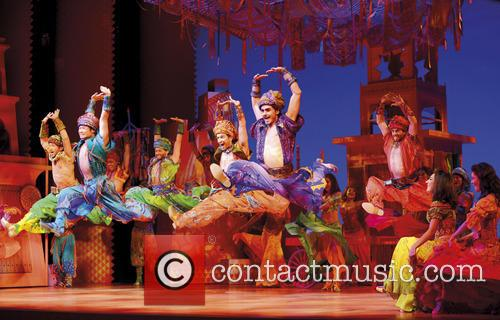 Disney Theatrical Productions presents 'Aladdin'